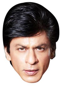 Shahrukh Khan Celebrity Face Mask