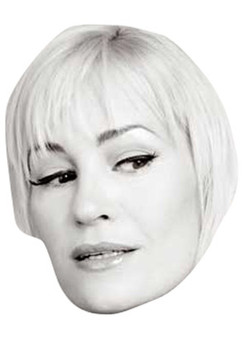 Siobhan Fahey Celebrity Face Mask