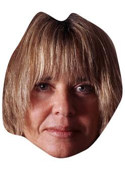 Suzi Quatro Celebrity Face Mask