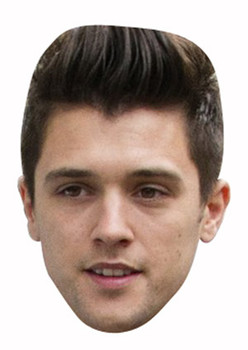 Union J Jj Hamblett Celebrity Face Mask