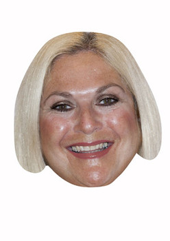 Vanessa Feltz Celebrity Face Mask