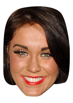Vicky-PattisonCelebrity Face Mask