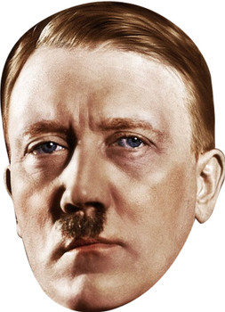 Adolf hitler politician celebrity party face fancy dress