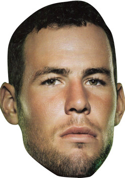 Mark Cavendish Cycling Celebrity Face Mask
