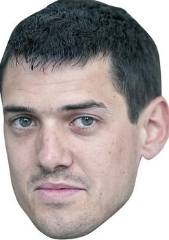 James Hiller Tt Riders Celebrity Face Mask