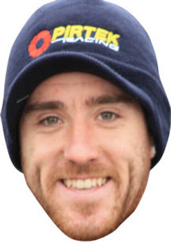 Lee Johnson Tt Riders Celebrity Face Mask