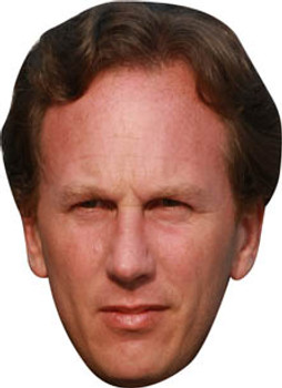 Christian Horner Formula1 Face Mask