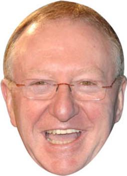 Dennis Taylor Snooker Face Mask