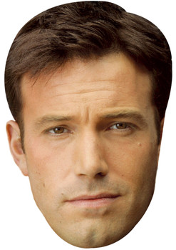Ben Affleck Movie celebrity Party Face Fancy Dress