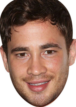 Danny Cipriani Rugby 2018 Celebrity Face Mask