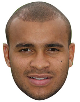 Jonathan Joseph Rugby 2018 Celebrity Face Mask
