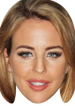 Lydia Rose Bright Towie 2018 Celebrity Face Mask
