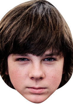 Chandler Riggs Walking Dead 2018 Celebrity Face Mask