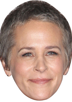 Melissa Mcbride Walking Dead 2018 Celebrity Face Mask
