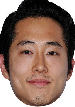 Steven Yeun 2018 Celebrity Face Mask