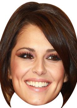 Cheryl Fernandez Music Star 2018 Celebrity Face Mask