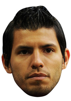 Aguero Argentina Football 2018 Celebrity Face Mask