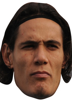 Cavani Football 2018 Celebrity Face Mask