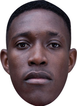 Danny Wellbeck Football 2018 Celebrity Face Mask