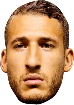 Fabian Johnson Football 2018 Celebrity Face Mask