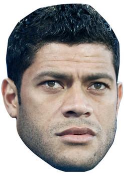 Hulk Brazil Football 2018 Celebrity Face Mask