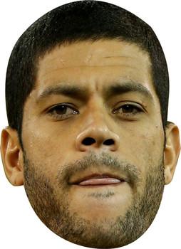 Hulk Football 2018 Celebrity Face Mask