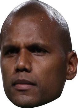 Jefferson Brazil Football 2018 Celebrity Face Mask