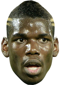Pogba Football 2018 Celebrity Face Mask