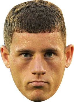 Ross Barkley Football 2018 Celebrity Face Mask