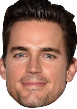 Matt Bomer Movies Stars 2018 Celebrity Face Mask
