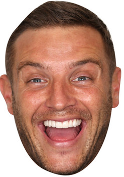 Elliot Wright Tv Stars 2018 Celebrity Face Mask