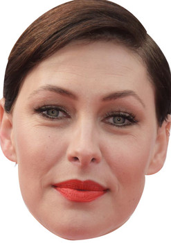 Emma Willis Tv Stars 2018 Celebrity Face Mask