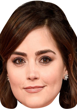 Jenna Louise Coleman Tv Stars 2018 Celebrity Face Mask