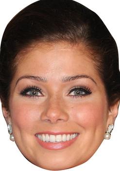 Nikki Sanders Tv Stars 2018 Celebrity Face Mask