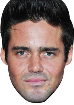 Spencer Matthews Tv Stars 2018 Celebrity Face Mask