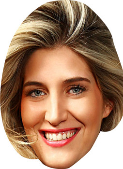 Cheska Made In Chelsea Celebrity Face Mask