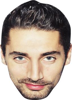 Hugo Taylor Made In Chelsea Celebrity Face Mask