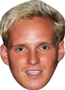 Jamie Laing Celebrity Face Mask