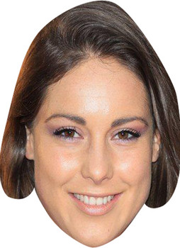 Louise Thompson Celebrity Face Mask