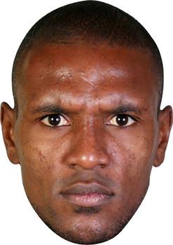 Abidal Barcelona Footballer Celebrity Face Mask