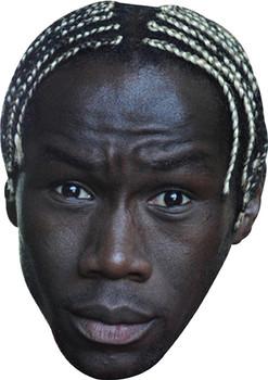 Bacaray Sagna Celebrity Face Mask