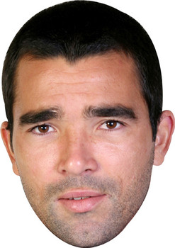 Deco Barcelona Footballer Celebrity Face Mask