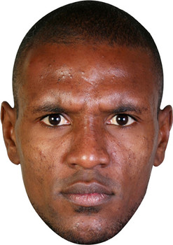 Eric Abidal Barcelona Footballer Celebrity Face Mask