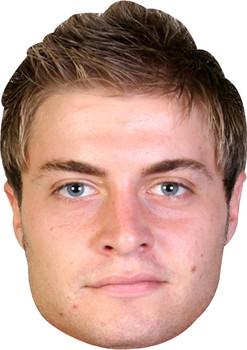 Jesus Olmo Barcelona Footballer Celebrity Face Mask