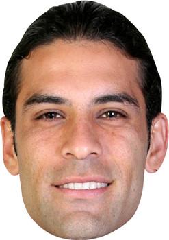 Marquez Barcelona Footballer Celebrity Face Mask