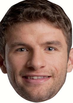 Thomas Muller Celebrity Face Mask