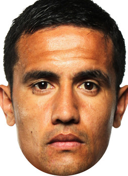 Tim Cahill Celebrity Face Mask