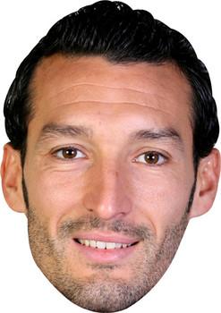 Zambrotta Footballer Celebrity Face Mask