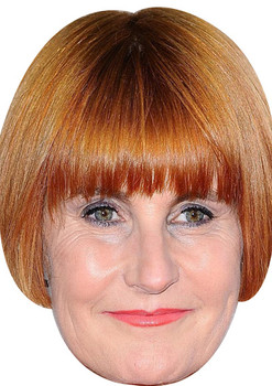 Mary Portas 2018 Celebrity Face Mask