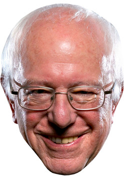 Bernie Sanders 2018 Celebrity Face Mask